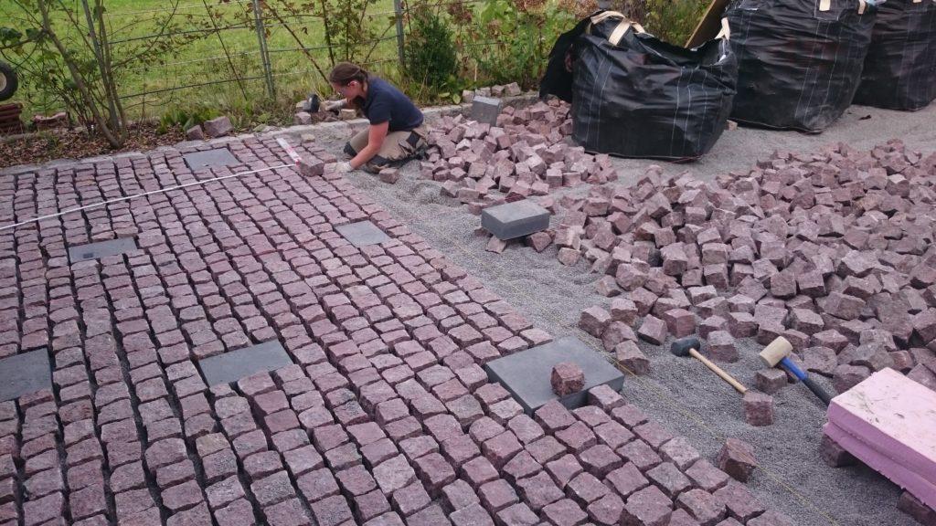 Haus und garten eggersberger granitpflasterarbeiten for Haus und garten